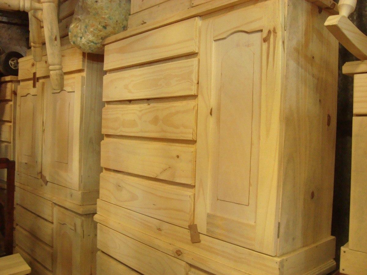 C moda zapatera rustica estilo campo madera maciza 6 for Zapateras de madera sencillas
