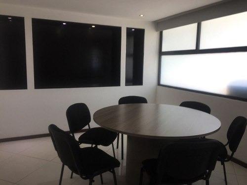 cómodas oficinas de 20 mts en renta