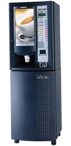 comodato y alquiler de maquinas expendedoras de cafe