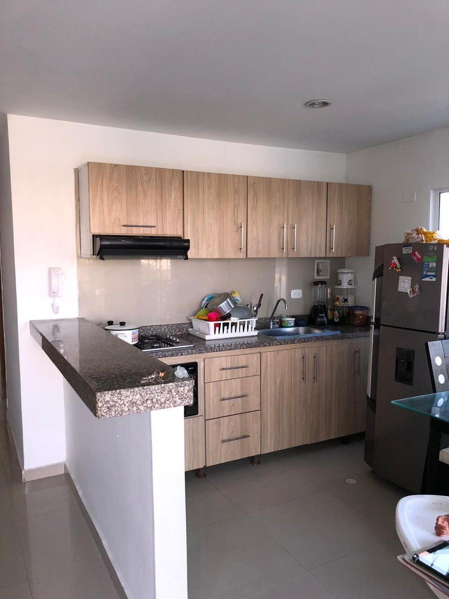 cómodo apartamento de 2 habitaciones 2 baños 1 parqueadero