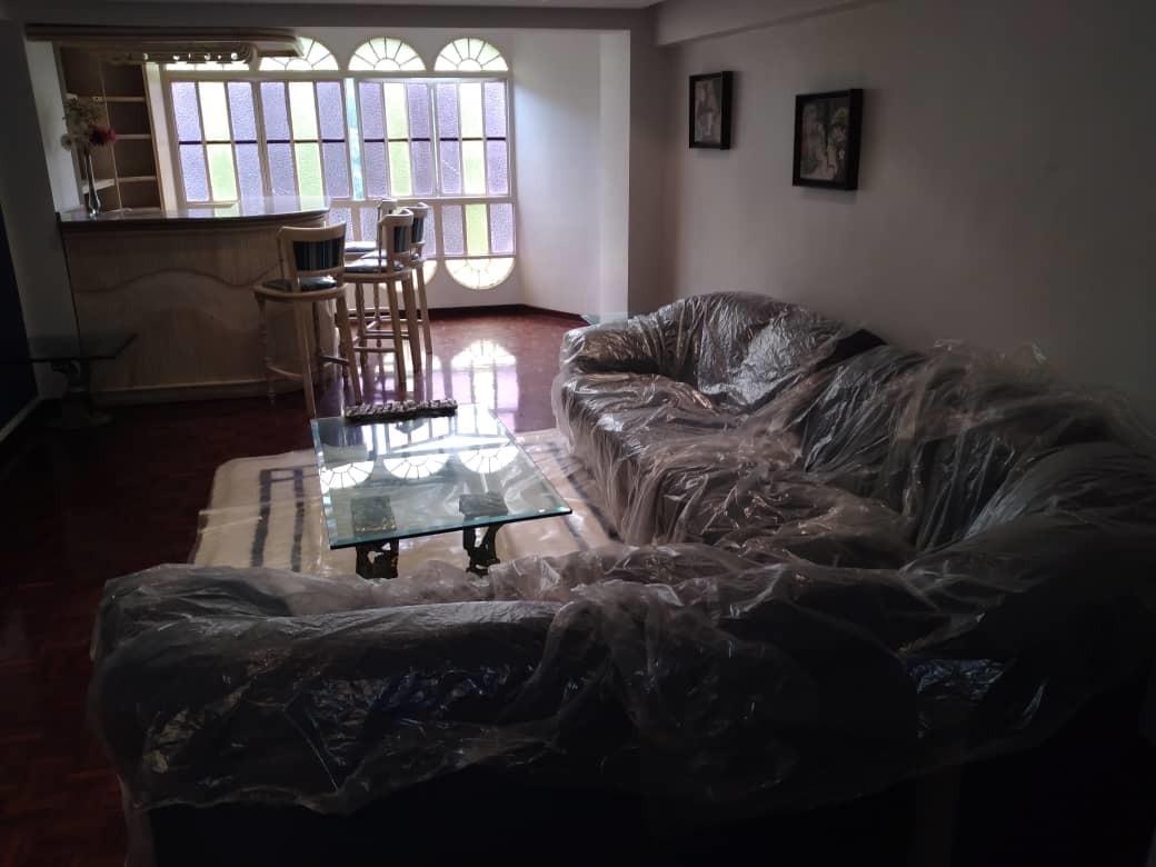 comodo apartamento en la boyera totalmnte  amoblado