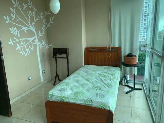 cómodo apartamento en venta en san francisco, panamá cv