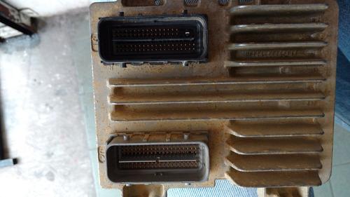 comoutadora de motor silverado, malibu, no. serv. 12597121