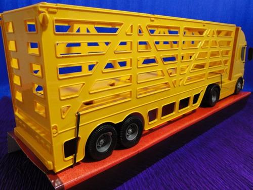 comp=60cm carreta graneleiro carga seca caminhão