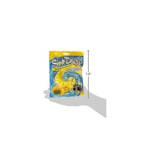 compac sink daisy limón colador perfumado fre + envio gratis