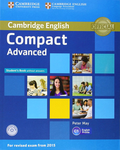 compact advanced - student s book without answers cambridge