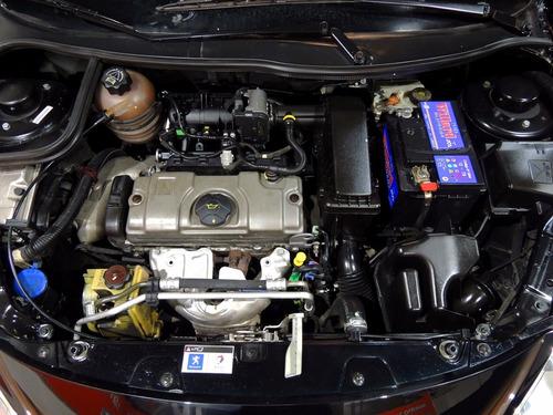 compact auto peugeot 207