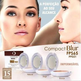 Compact Blur Fps65 Pó Compacto Cosmobeauty Todas Cores
