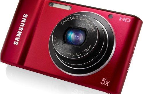 compact digital cámara samsung