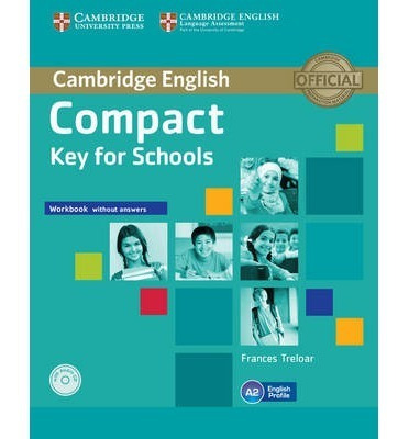 compact key for schools workbook without answers - cambridge
