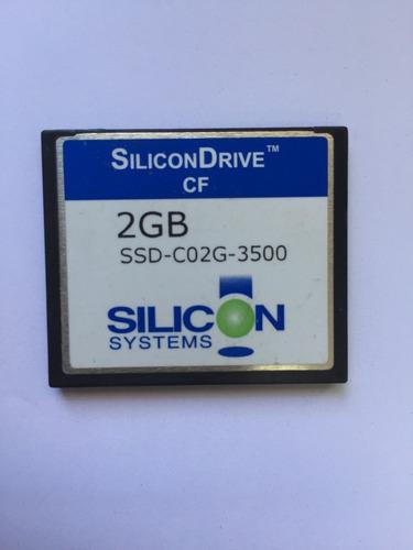 compact memoria flash 2gb