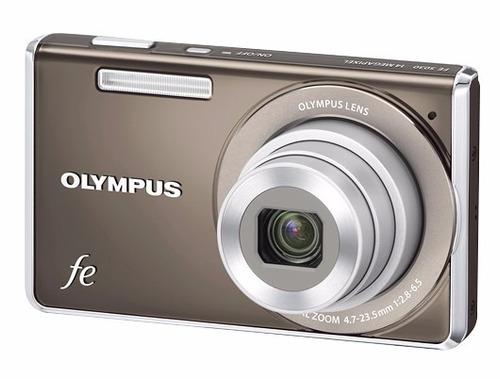 compacta olympus camara digital