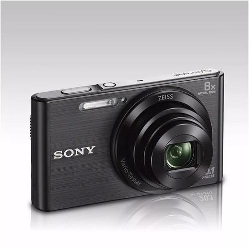 compacta sony câmera