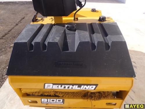 compactador beuthling b100 tambores de 36 pulgadas