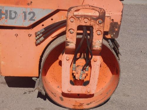 compactador bomag bw120ad2 hombre bordo liso doble f 10230