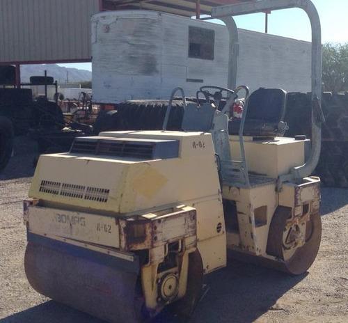 compactador bomag bw120ad2 hombre bordo liso doble f 11918