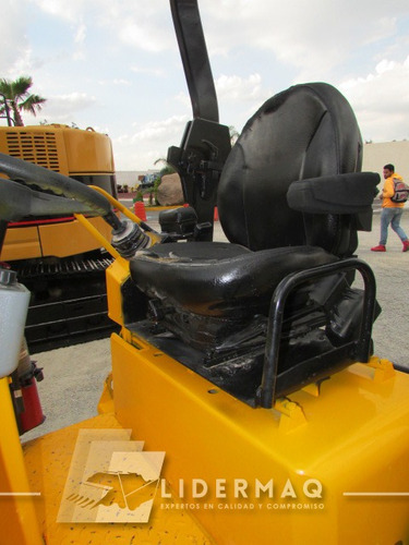 compactador cb224e cat 2006