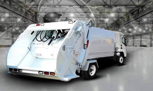 compactador de basura 14 yds3 fl 360 modelos 2012