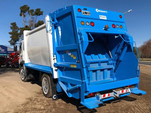compactador de basura acondicionado a nuevo