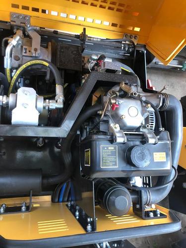 compactador de doble rodillo furd fyl880 nuevo 2018
