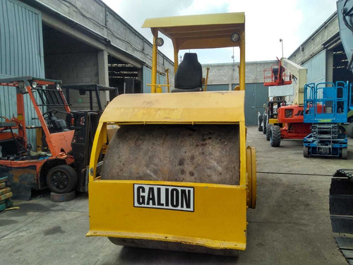 compactador de doble rodillo galion