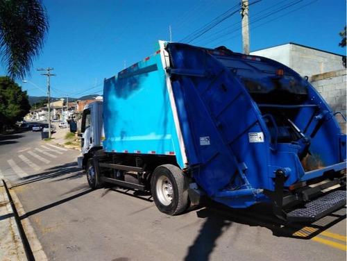 compactador de lixo ford cargo 1723 usimeca