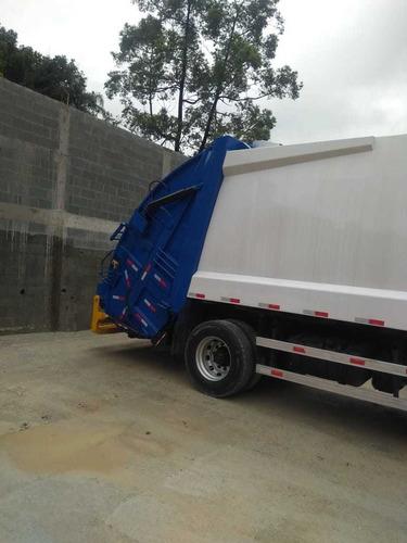 compactador de lixo mb atego 1719