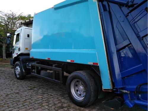 compactador de lixo usimeca cargo 1723