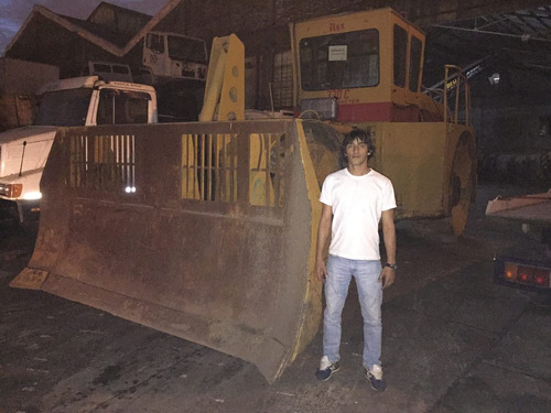 compactador de residuos rex 3-70a año 2000