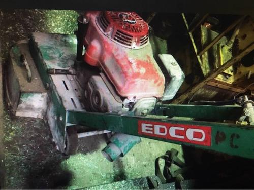 compactador de suelo edco motor honda,envio al interior