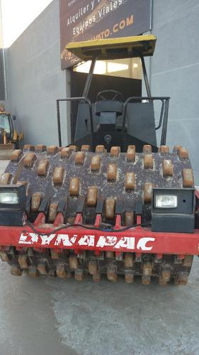 compactador dynapac ca150pd pata de cabra