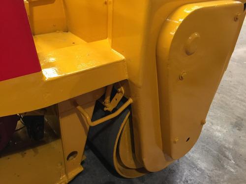 compactador dynapac cg 11  doble tambor  liso