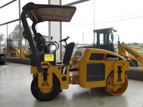 compactador liangong ltc203- 3tn 31hp valor por anticipo!!!