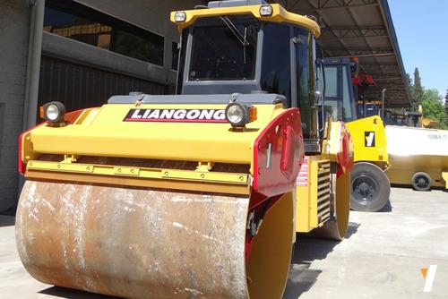 compactador longrui yzc12 12tn cummins valor por anticipo!!