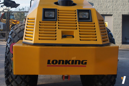compactador lonking cdm512 pata de cabra motor cummins 150hp