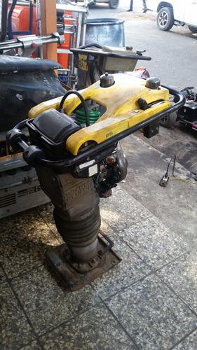 compactador (maco) wacker y hitachi