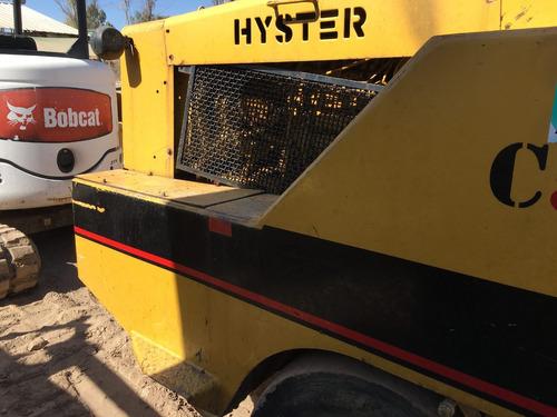 compactador neumatico articulado hyster c530 mediano mx-694