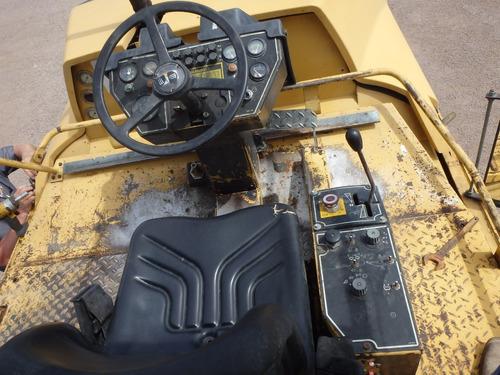 compactador neumatico caterpillar ps300b de llantas 10570