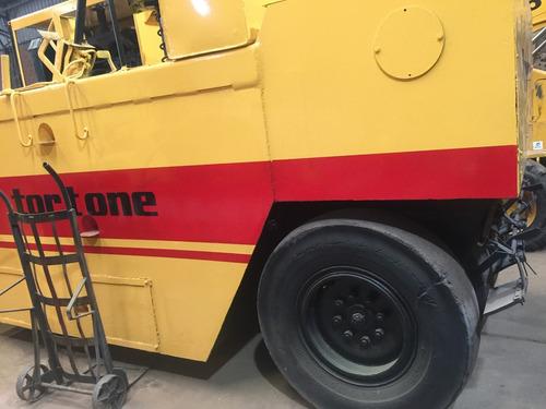 compactador neumatico tortone 7 ruedas