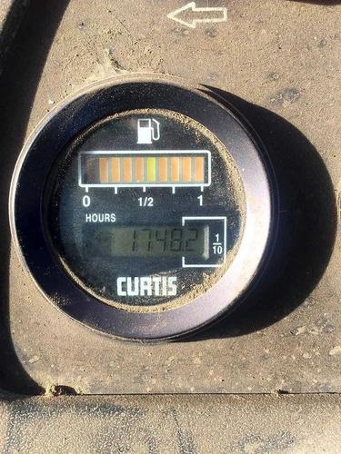 compactador neumático xgma 2.26m ancho rodillo br  bremotors