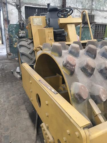 compactador pata de cabra cat 533 c vibrocompactador