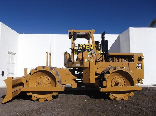 compactador pata de cabra caterpillar 825b