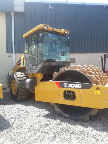 compactador pata de cabra xcmg de 14 toneladas