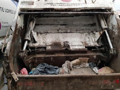 compactador scorza para camion 1 eje