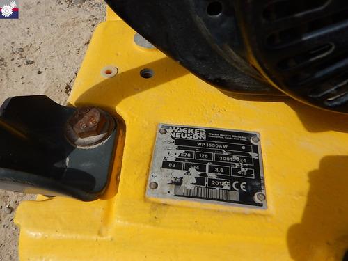 compactador wacker neuson wp1550aw (gm105757)