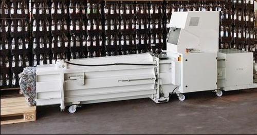 compactadora embaladora prensa maquina hidráulica reciclaje.