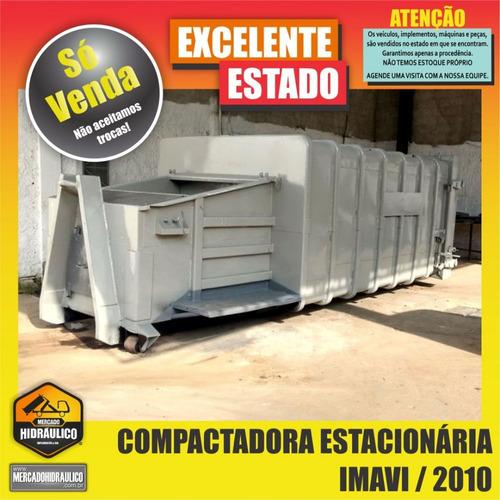 compactadora estacionária - imavi / 2010