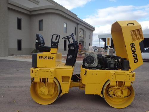 compactadores chicos bomag bw 120 compactador a diesel