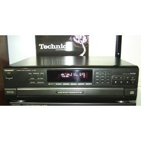 Compactera Technics Sl-pd8 5 Cd C/control 220v Envio Gratis