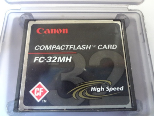 compactflash card canon fc-32mh   usada